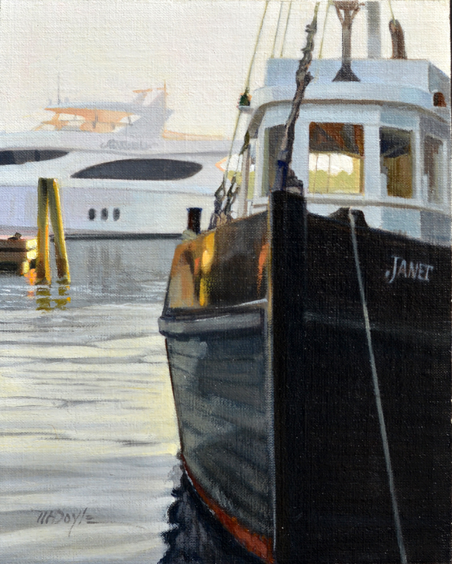 Janet of Newport (sold)