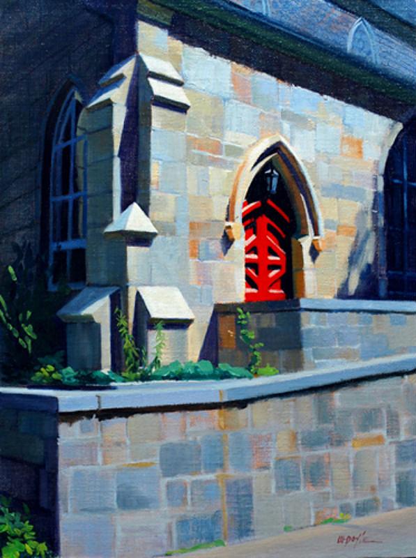 Red Door To Redemption (sold)