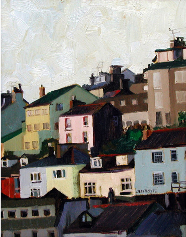 Brixham Harbor study #2