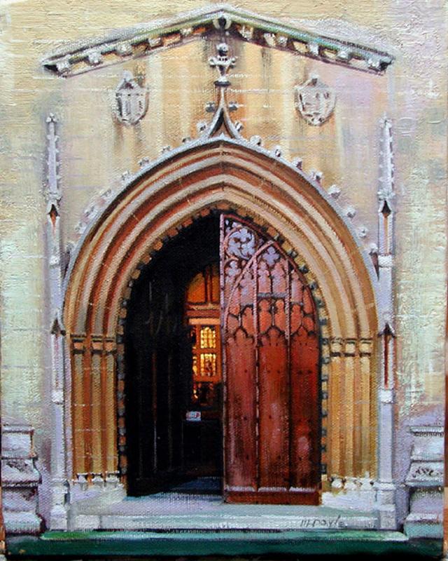 Church Door (sold)