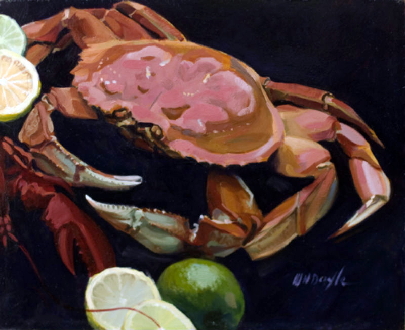 Crab and Limes