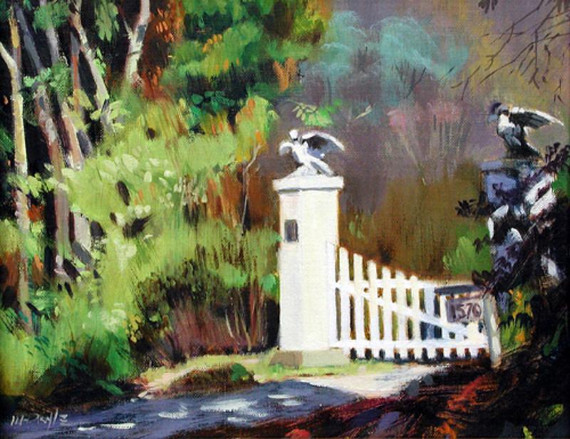 White Gate (sold)