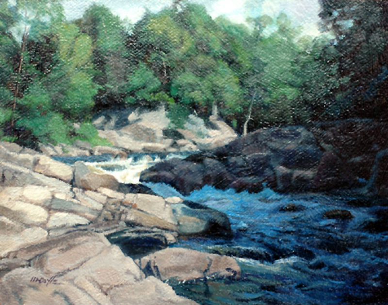 Bend In The River (sold)