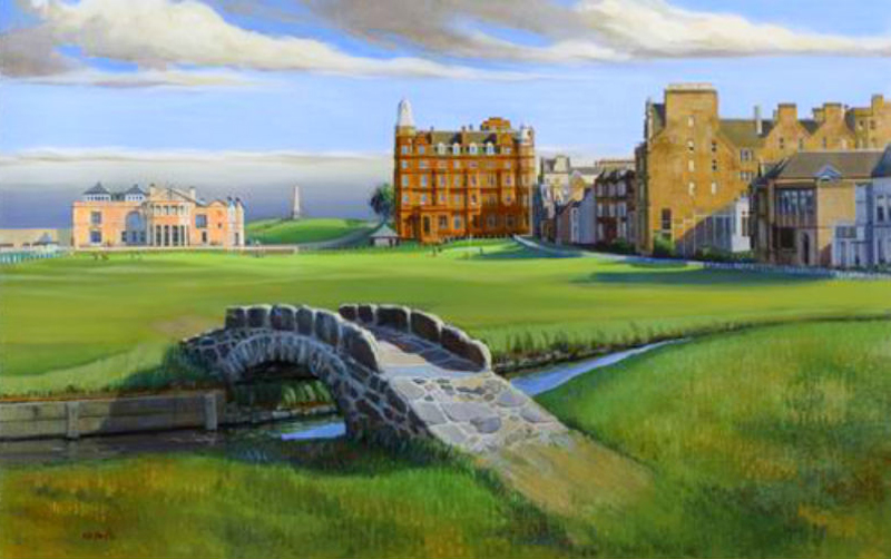 St Andrews, The Old Course (sold)